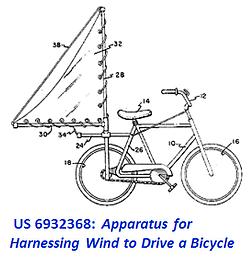 Bicycle Sail