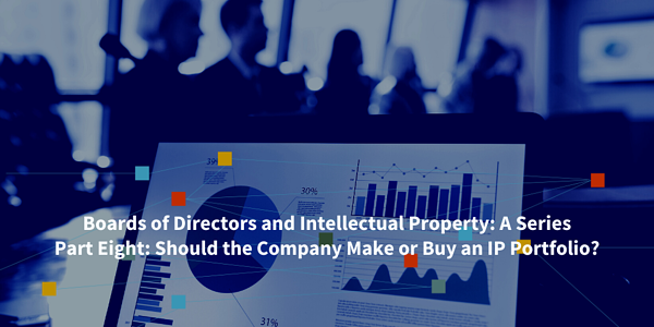 boards of directors and intellectual property