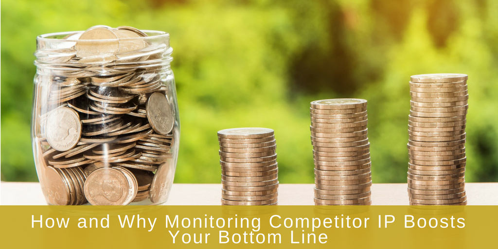 monitoring competitor IP