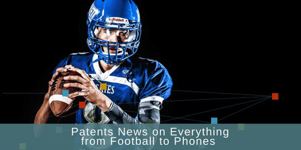 NFL patent news