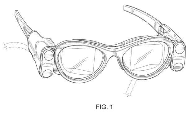 augmented reality patent