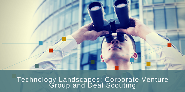 technology landscapes deal scouting