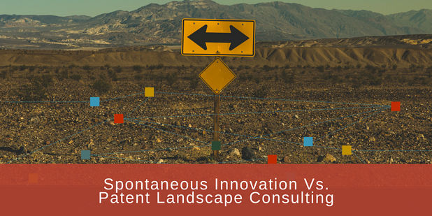 spontaneous innovation or patent landscape consulting