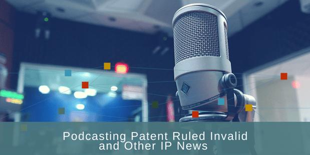 latest patent news