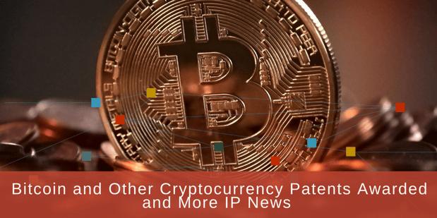 bitcoin patent news