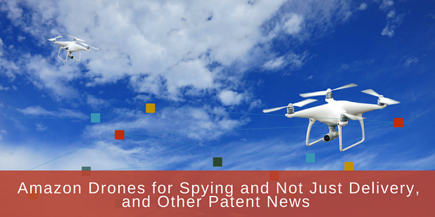 patent news from IPVision