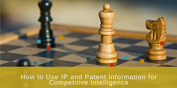 patent information for competitive intelligence