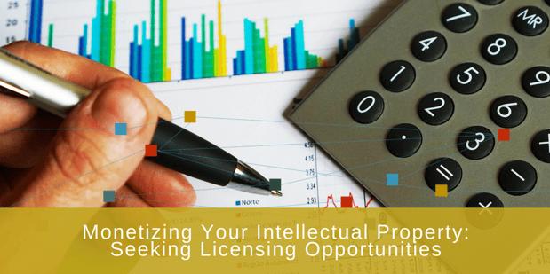 monetizing intellectual property