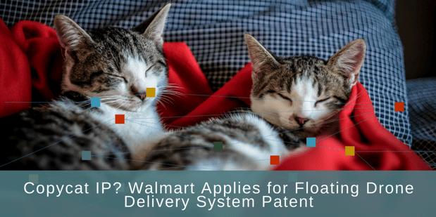 walmart drone blimp patent