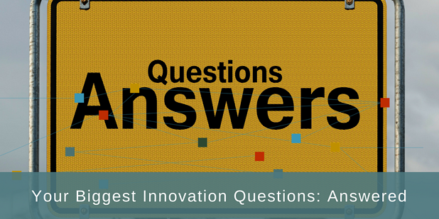 innovation questions answered