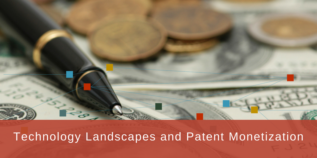 industry study and patent monetization